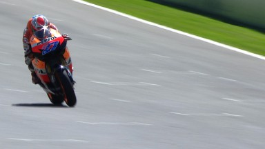 Pedrosa sets FP2 pace but Stoner remains fastest overall