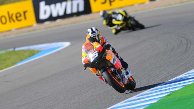 Stoner and Pedrosa lead the Repsol Honda charge