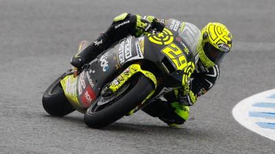 Andrea Iannone trionfa a Jerez