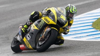 """Craziest race of life"" for Crutchlow in Jerez"