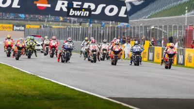 Annunciato il processo d'iscrizione alla stagione MotoGP 2012
