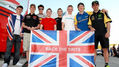 Silverstone launches 'British Grand Prix: Back The Brits' campaign