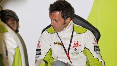 Capirossi goes for medical check