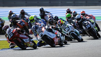 CEV Buckler 2011 starts at Jerez this weekend