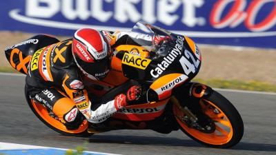 Rins, Torres, Barragán and Alarte win in CEV Buckler opener at Jerez