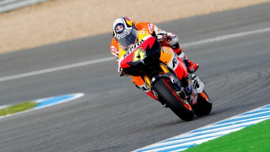 Repsol Honda raring to go at Estoril
