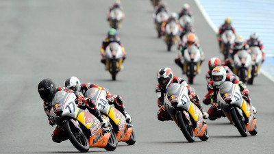 La Red Bull Rookies desembarca en Estoril