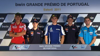 Estoril press conference reunites MotoGP frontrunners