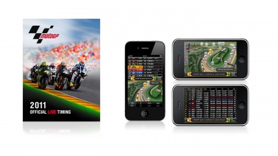 Entdecken Sie den MotoGP 2011 Official Live Timing - Basis Pass (gratis)