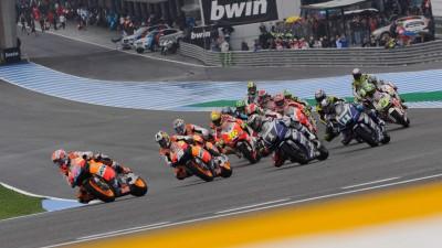 MotoGP Class Applications for 2012 Season