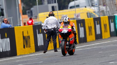 Repsol Honda trio happy with top four places