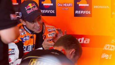 Positive test in Estoril for Repsol Honda riders