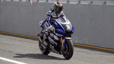 Step forward for Yamaha in Test
