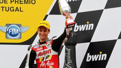 Zarco s'offre un deuxième podium en trois courses