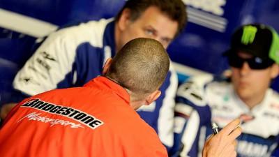 Bridgestone probó neumáticos para 2012 en el Test de Estoril