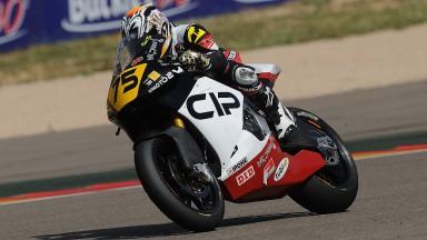 CEV・Moto2クラス:小山知良が2戦連続の4位