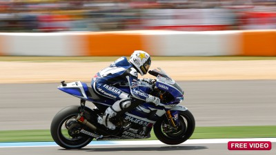 Lorenzo leads the way to Le Mans