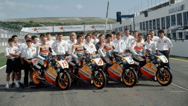 Repsol: 40 years making history in the Motorcycling World Championship
