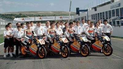 Repsol: 40 anos a fazer história no Campeonato do Mundo de Motociclismo