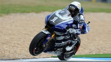 Yamaha espera capitalizar em Le Mans