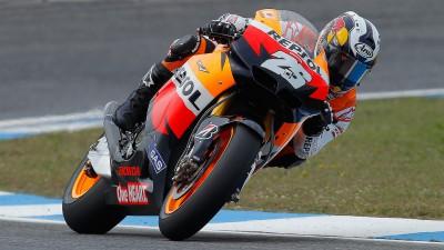 Les pilotes Repsol Honda en confiance pour Le Mans