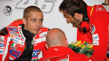 Rossi and Hayden target step forward at Le Mans