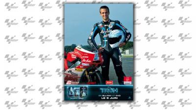 Disney s'associe à Zarco pour la course du Mans