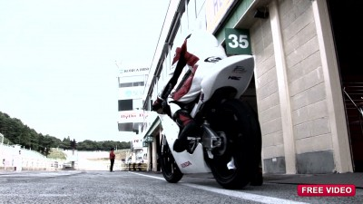 Honda Racing Corporation to Present Moto3 Machine in Catalunya