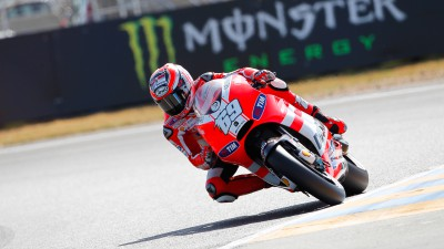 Mixed start for Hayden and Rossi in Le Mans