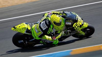Andrea Iannone quinto nelle FP2