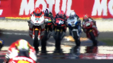 Bradl claims fourth consecutive pole in France