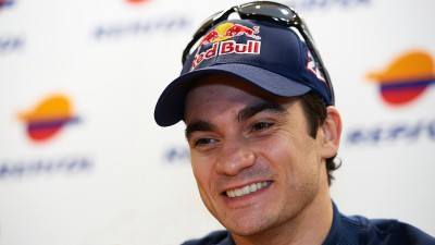 Pedrosa fighting to be fit for Catalunya