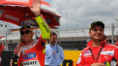 Rossi's right-hand man: Uccio