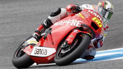 Fin des essais Moto2 et 125cc à Aragón
