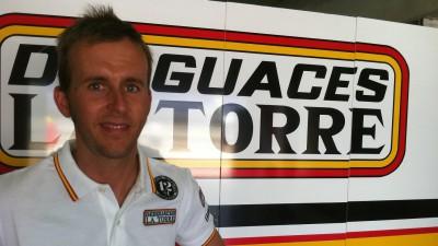 Morales sustituirá a De Rosa en el equipo G22 de Moto2