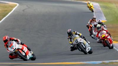 Moto2 se prepara para rugir en Montmeló