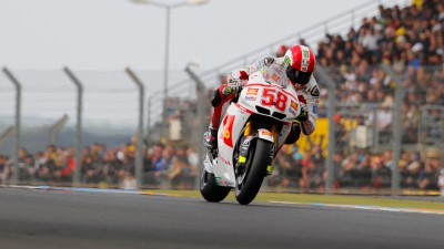 Race direction to summon Marco Simoncelli in Catalunya