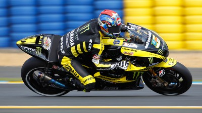 Edwards and Crutchlow refreshed and ready