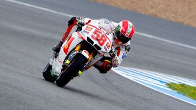 Simoncelli quiere pasar página del incidente en Le Mans