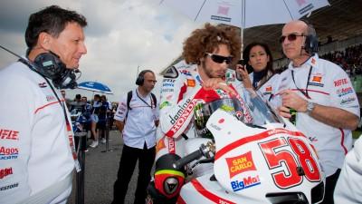 MotoGP Race Direction releases statement regarding Le Mans incident