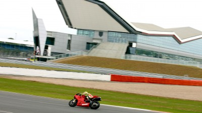 Ducati signed and ridden by Rossi up for auction