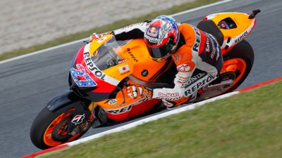 Repsol Honda Team ready for an intense battle in Catalunya