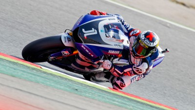 Lorenzo claims front row start for his home race at Catalunya
