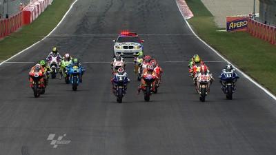 Stoner domina no GP da Catalunha