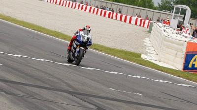 Doppio podio in casa Yamaha