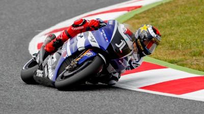 Lorenzo cautious ahead of Silverstone