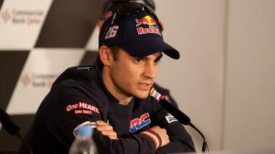Dani Pedrosa não corre em Silverstone