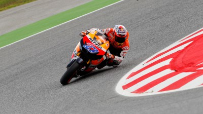 Stoner and Dovizioso focused for Silverstone