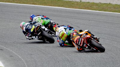 Moto2 heads to Britain for sixth round