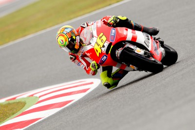 First race for Rossi at Silverstone